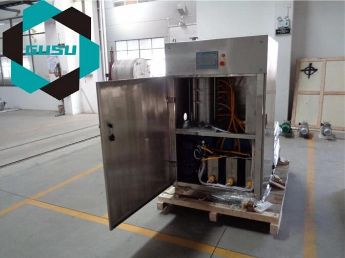 500kg/h Commercial Automatic Chocolate Temperer Supplier
