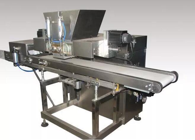 Semi-Automatic Chocolate Moulding Line Chocolate Production Line