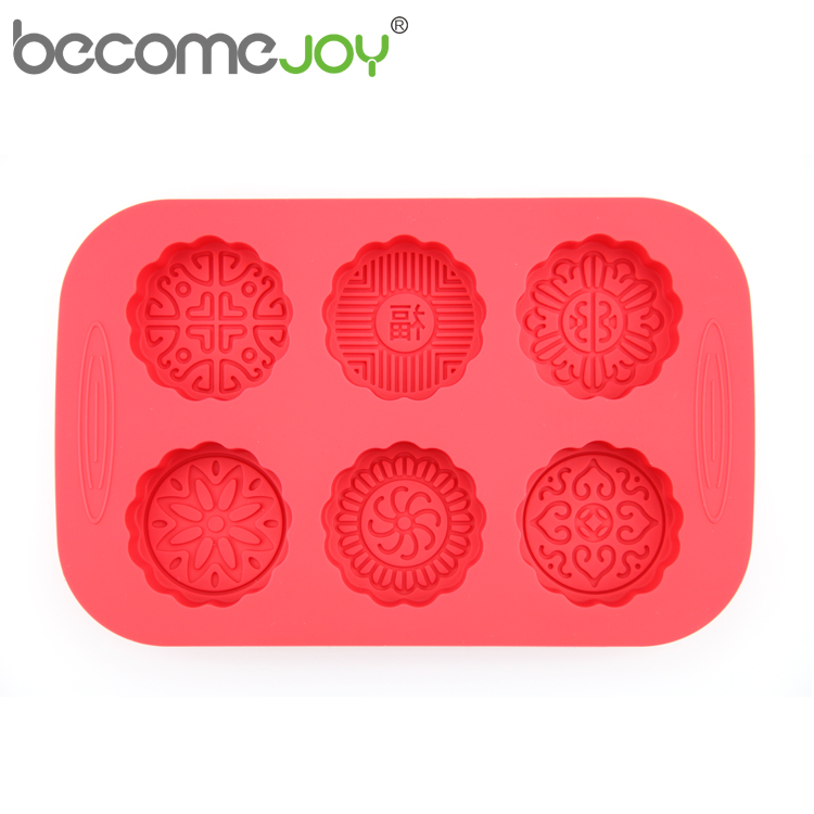 Eco-friendly fashion silicone moulds for soap wholesale