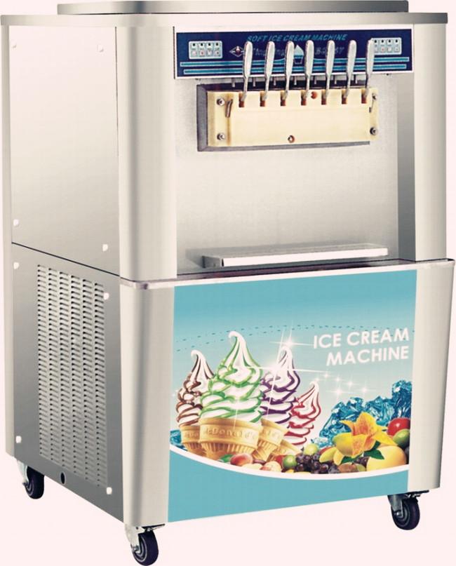 Jam lace big capacity ice cream machine manufacturers in China hot sale