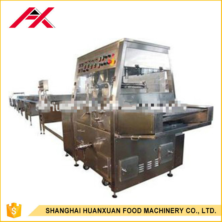 High Quality Chocolate Production Line Chocolate Tempering Machine for Sale