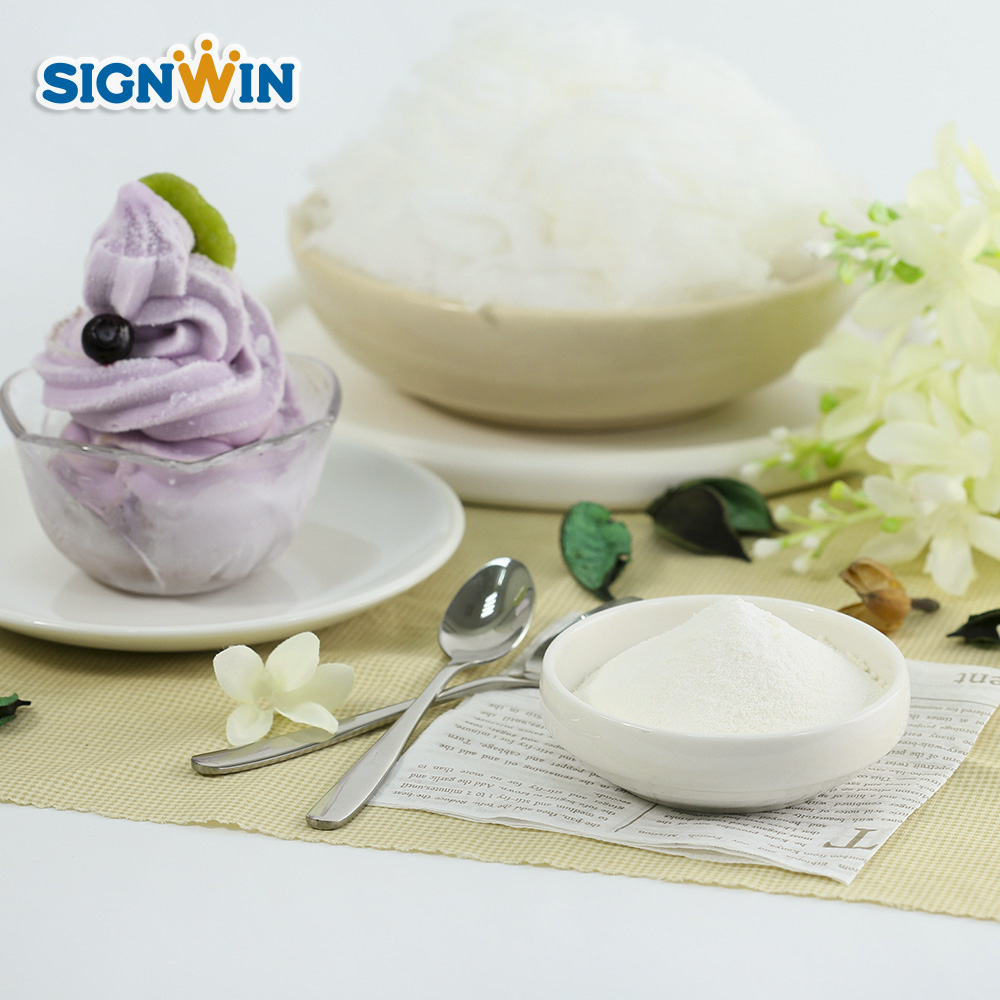 Delicious Lychee Snow Ice powder for sale