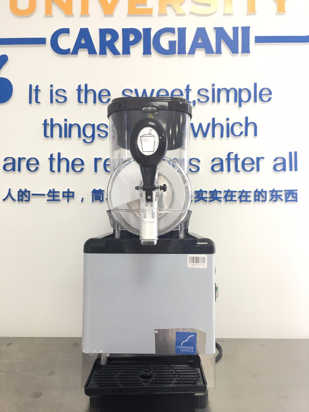 GBG Granismart Slush and Cream machine sale