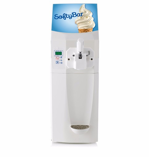 GBG-121C softbar ice cream machine