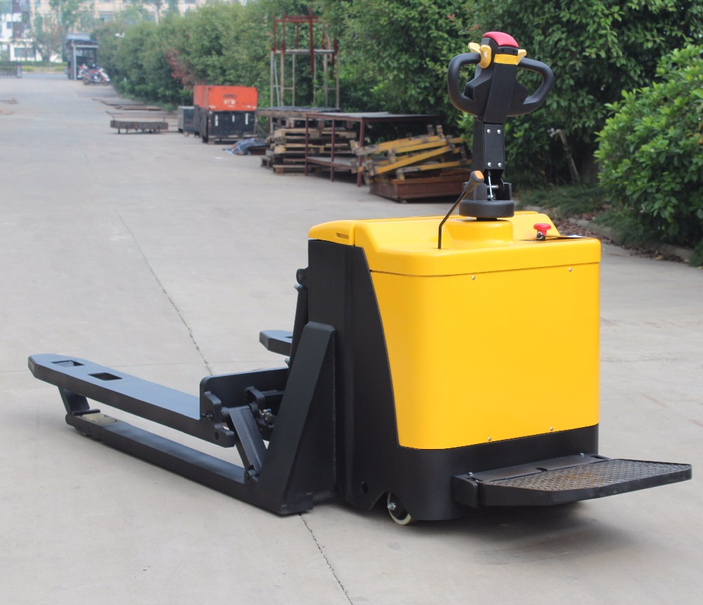 CE certificated Curtis controller electric pallet jack sale
