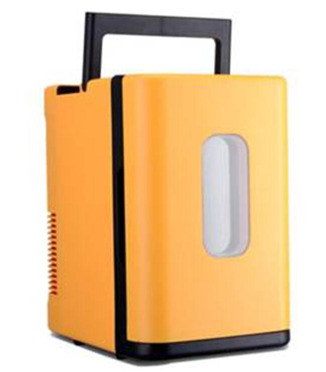 Mini Refrigerator For Car And Motorcycle