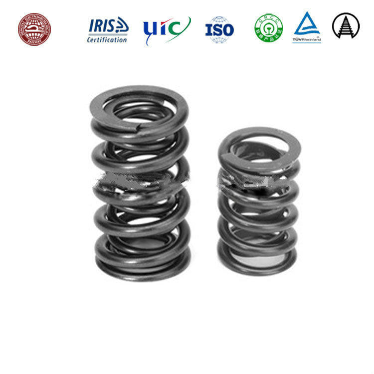 Rail Bogie Bolster Spiral Compression Spring hot sale