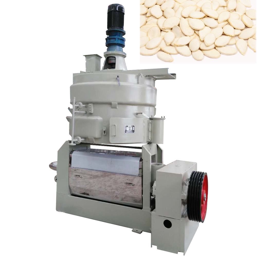 Automatic Baobab Pumpkin Sunflower seed cold screw oil mill press machine for sale