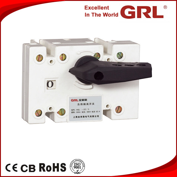 33kv isolators disconnect switch manual switch for low voltage electrical components