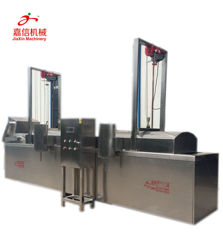 Commercial potato chips fryer manufacturer