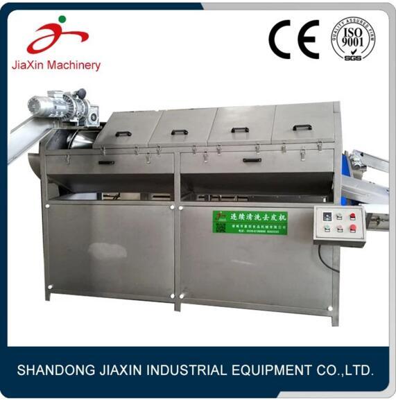 Automatic Sweet potato peeling machine