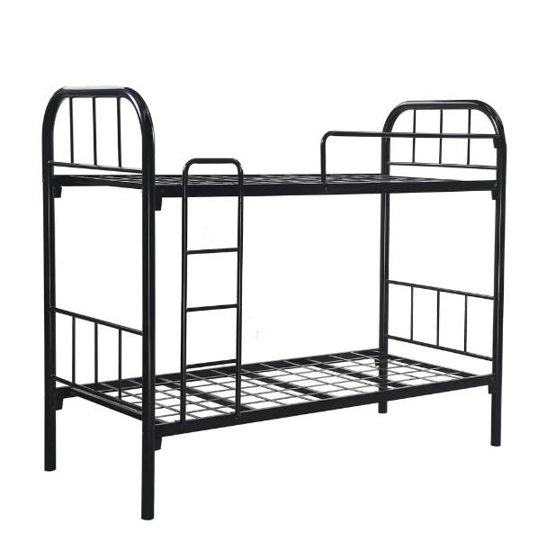 Factory Price Surface Finishing Metal Iron Children Bunk Bed