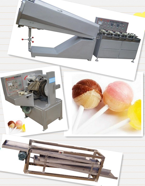 lollipop candy sealing making machine lollipop vending machine or sale price