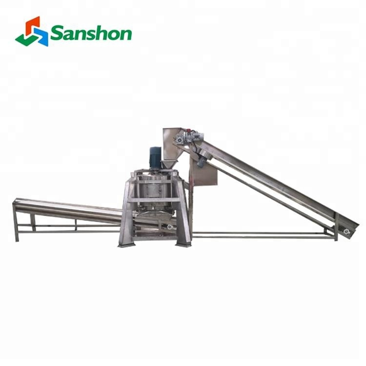 Fruit and Vegetable Dewatering Machine Potato Chips Dehydrator Machine for Sale