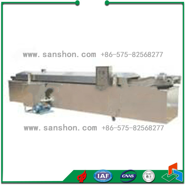 high quality potato chips frying machine