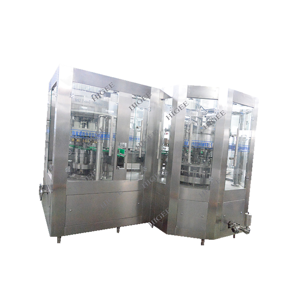 wine bottle filling machine supplier
