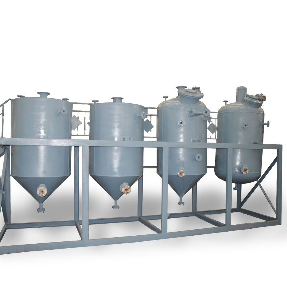 Turnkey projects 100TPD Sunflower Seed Oil making refining extraction Plant for sale