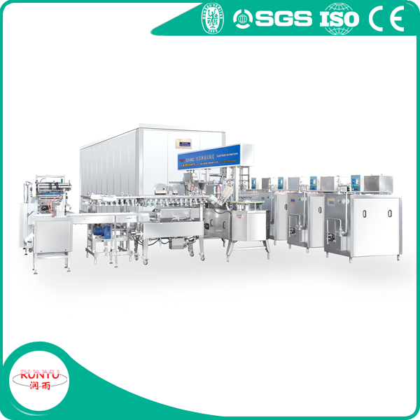 SS304 SDA980 9000 PCS/H ice cream extrusion machine