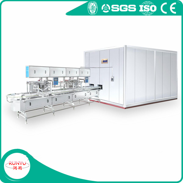 DTB880 Ice Cream Extrusion Tunnel
