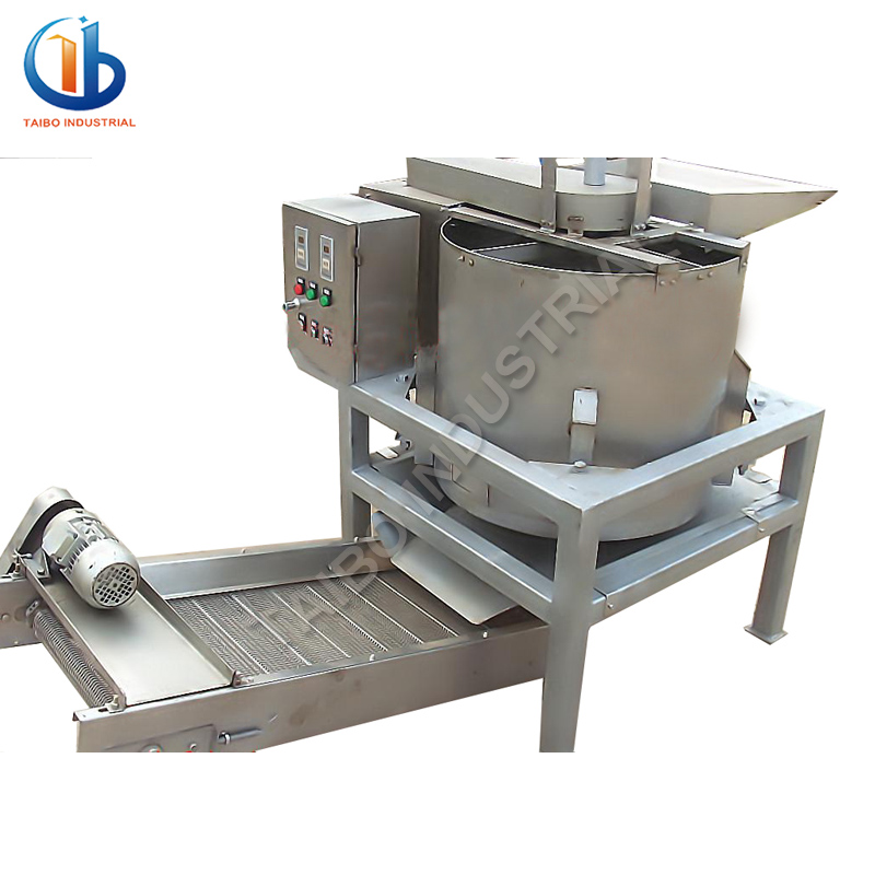 Automatic Potato Chips Machine Potato Chips Deoiling Machine for Sale