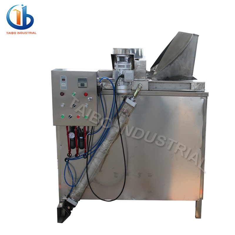 potato chips frying machine for peanut groundnut cashew walnut