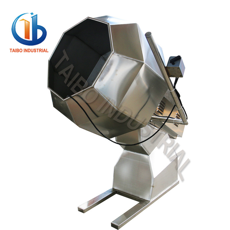 Potato Chips Seasoning Machine Mixing Factory Price