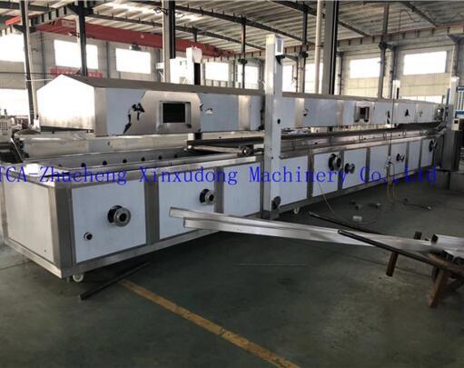 Gas Potato Chips Fryer Machine Manufacturer