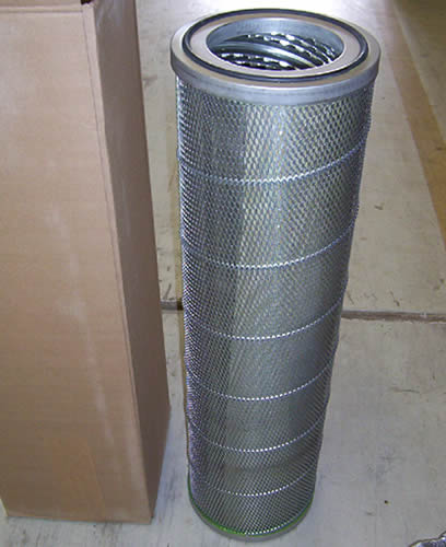 Candle Filter for Petroleum and Pharmacy Industries