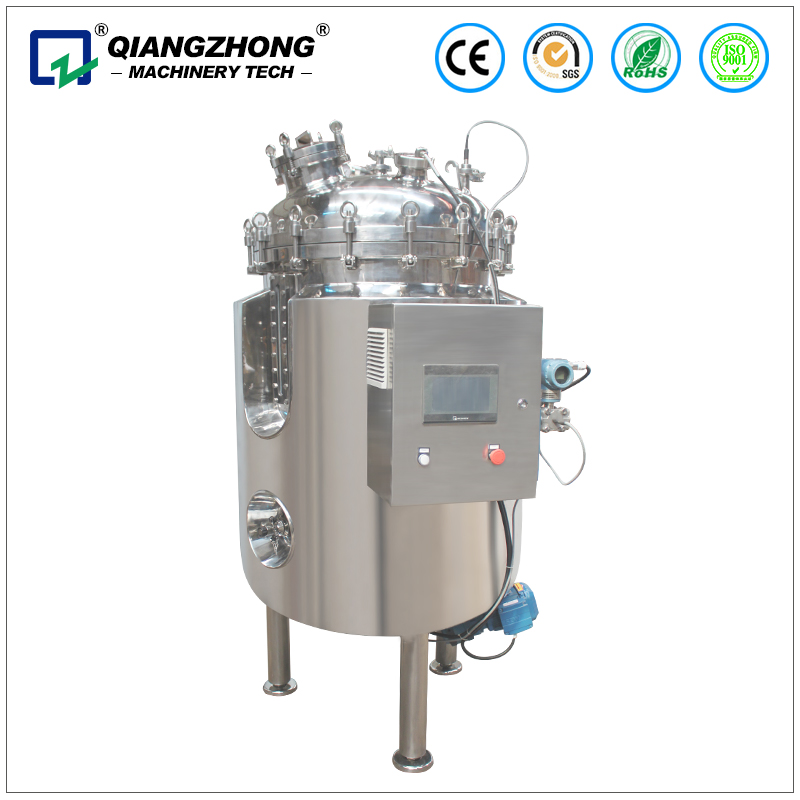 500 liter mixing tank with electric heating for sale