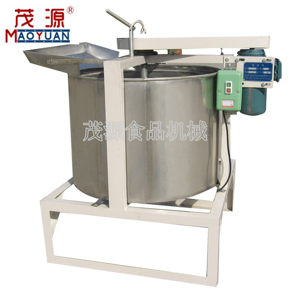 high quality potato chips deoiling machine fruit and vegetable de-oil machine snacks making machine
