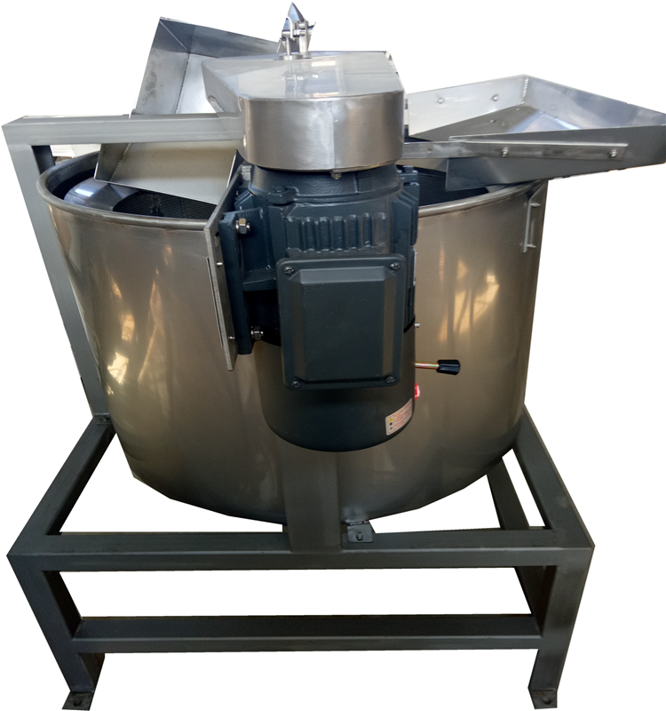 Centrifugal Fried Food Deoiling Machine Supplier
