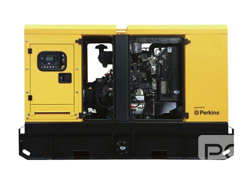 Perkins 50HZ Generator