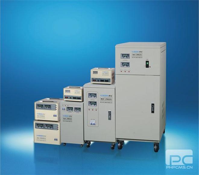 SVC High Precision Voltage Regulator Series