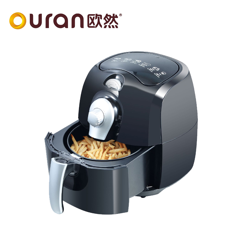 mechanical power air digital fryer without oil