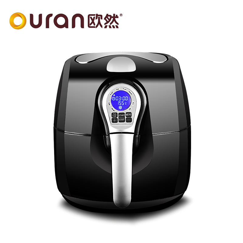 electric no oil air oiless fryer multifunctional eco-friendly deep fryers
