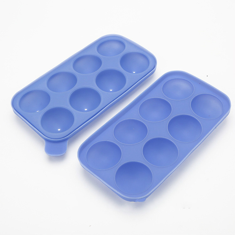 Food grade heart-shaped silicone lollipop candy mold cheap
