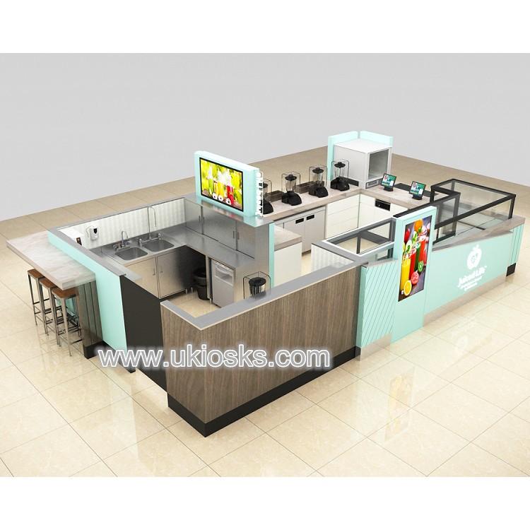Food Kiosk & Restaurant - Shenzhen Unic Furniture Ltd