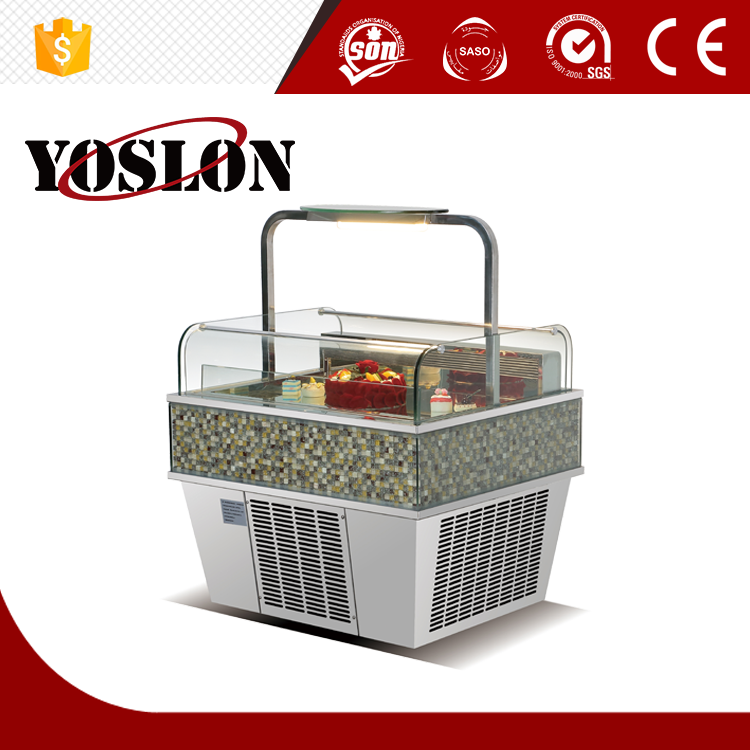sandwich display case with factory price made in Guangzhou China