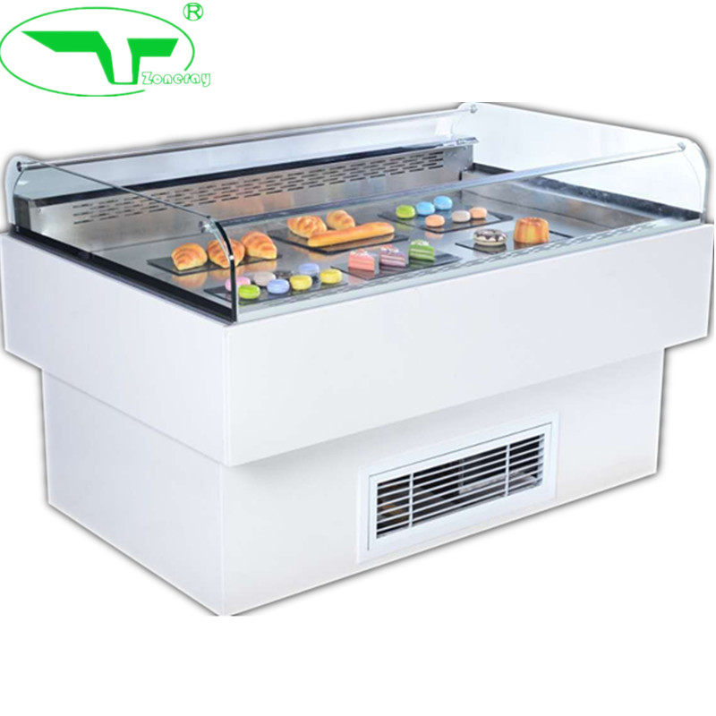 BD12 Ice Cream Popsicle Display / Ice Cream Cake Display Freezer