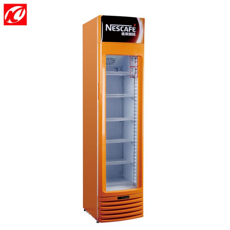 SC-150B 145L BIG showcase single door display freezer solutions for drink