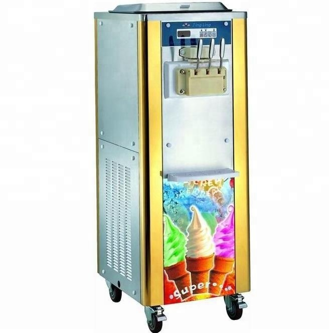 BQJ-20/2A soft ice cream machine
