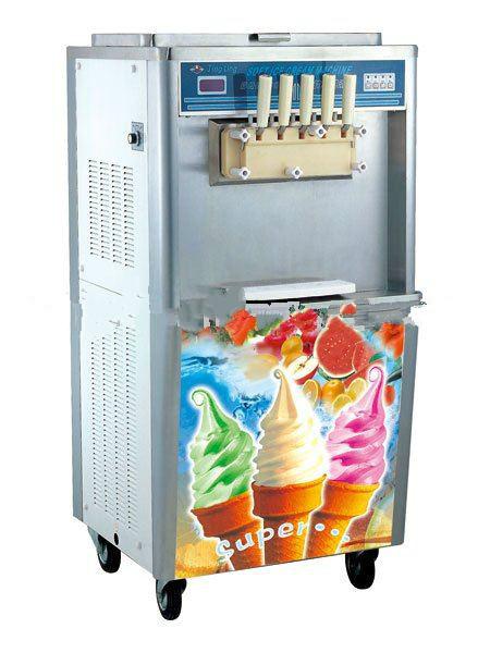BQJ-5830/BQ5833 Gelato machine