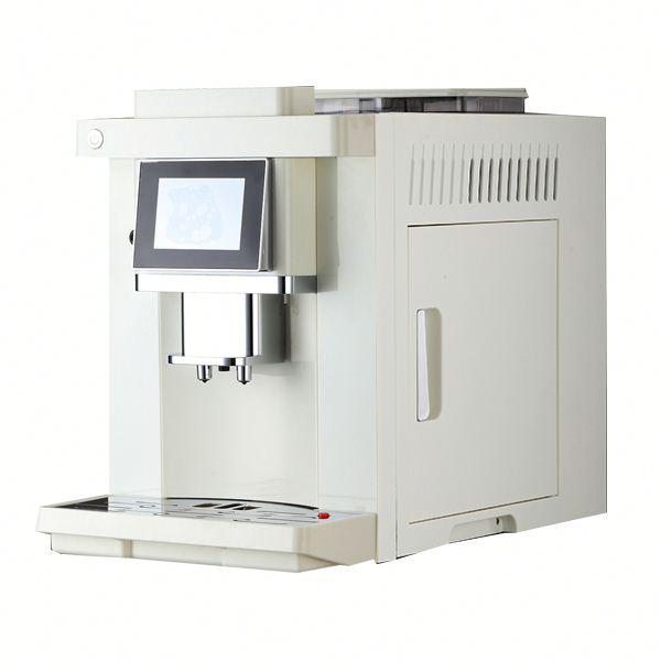 CB, CE, EMC, GS, RoHS Double boiler Plastic housing auto coffee machine