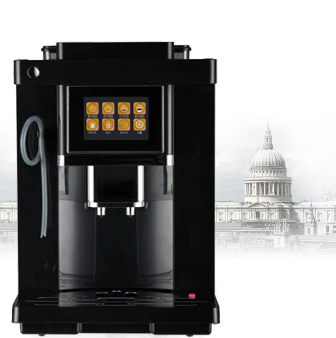 COLET Double cup function new design automatic coffee vending machine