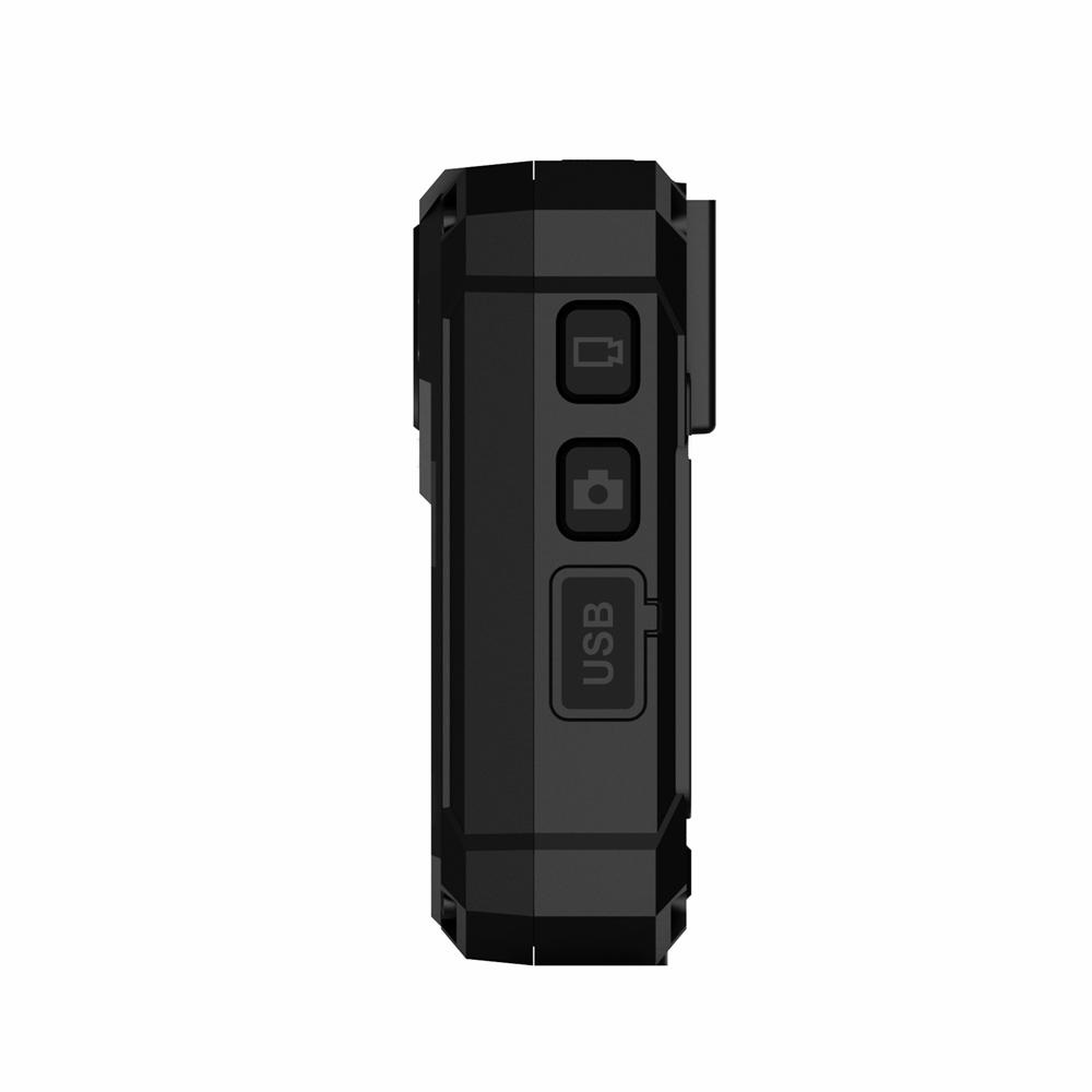 DSJ-NA HD digital 1296P 3900mAh police body worn video camera manufacturer with good quality