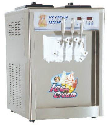 BQL-F708 taple top soft ice cream machine