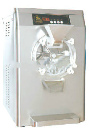 BQL-HS008 counter top hard ice cream machine High quality