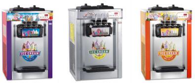 MQL-22 mini ice cream machine marker by industrial