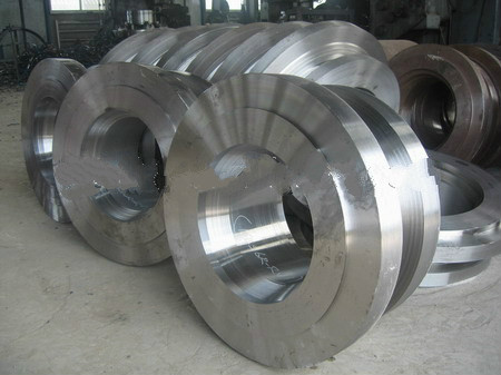 Ring gear for cement mixer hot sale