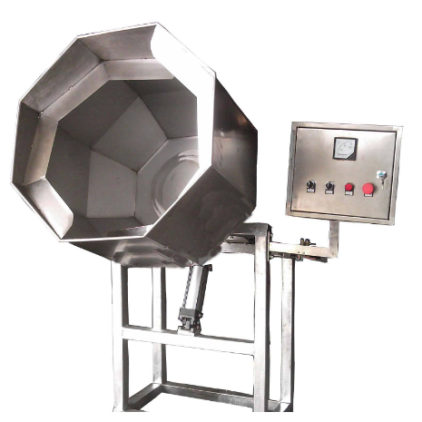 DOWIN Stainless steel snack seasoning machine